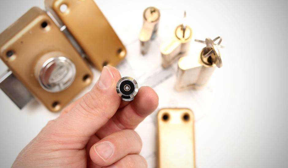 Votre serrure est bloquée, comment la réparer ?