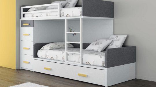 Le lit superposé au sein de l'univers de votre enfant