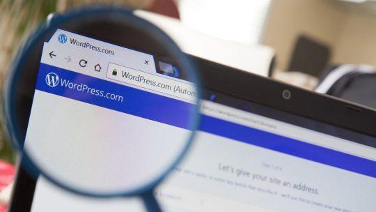 Guide pour créer un site sur WordPress
